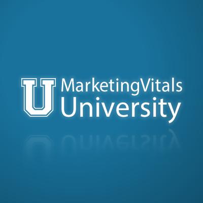 Introducing MarketingVitals University!