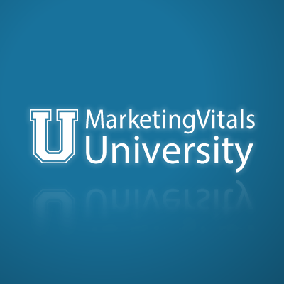 Introducing MarketingVitals University!